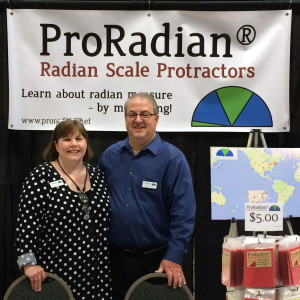 2015 ICTM ProRadian Booth